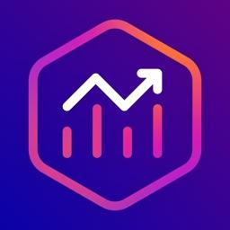 Followers Tracker & Up Stats