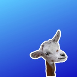 The Ultimate Goat Stickers