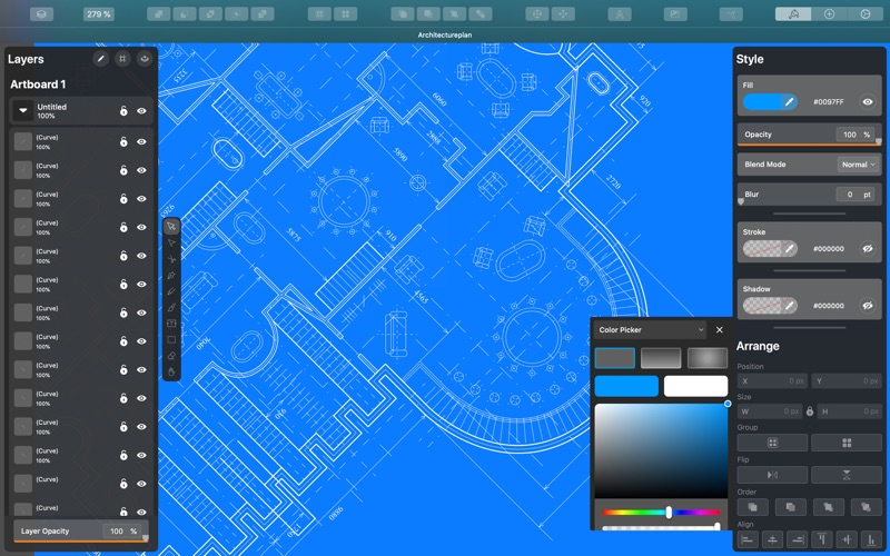 Vectornator Pro - Vector Art for Mac