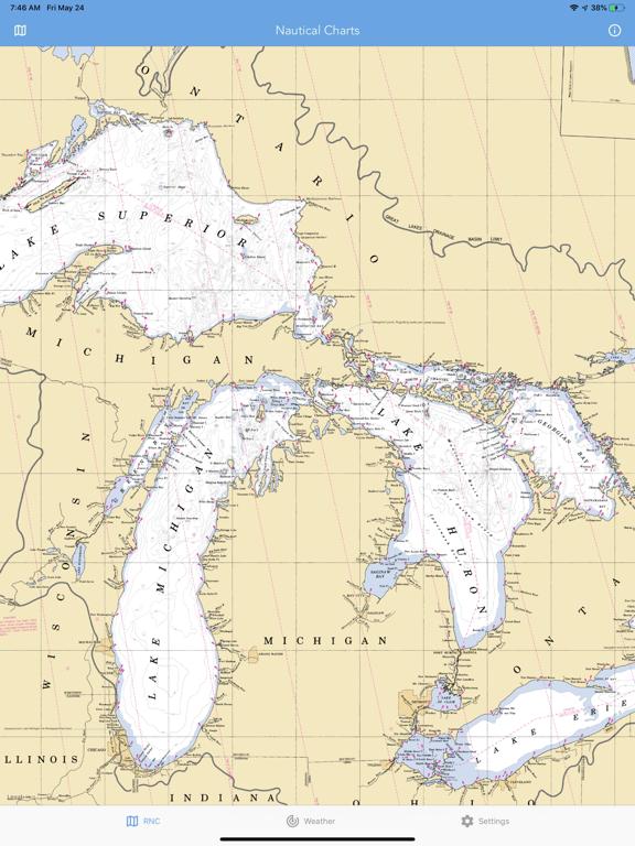 Nautical Charts & Maps screenshot 17