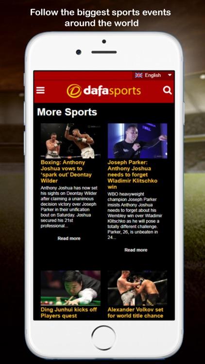DafaNews screenshot-3