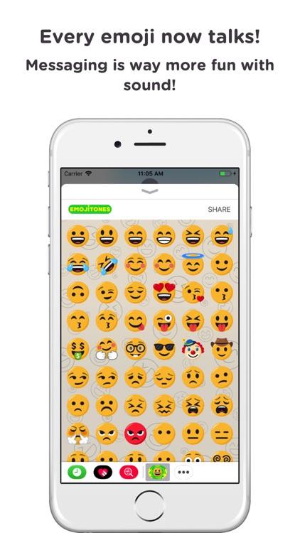 Emoji Tones - emoji with sound screenshot-4