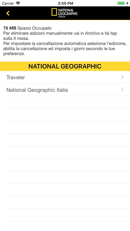 National Geographic Italia screenshot-3