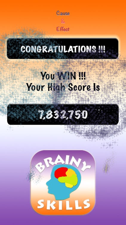 Brainy Skills Cause and Effect screenshot-7