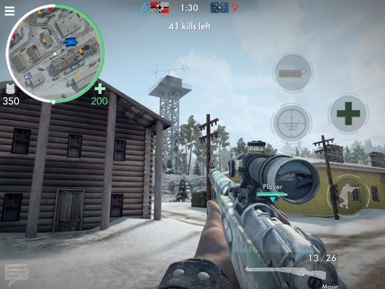 ワールドウォーヒーローズ:FPS戦争ゲームのおすすめ画像8