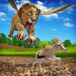 Flying Wild Animal Simulator