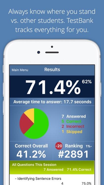 SAT Prep TestBank by Allen screenshot-3