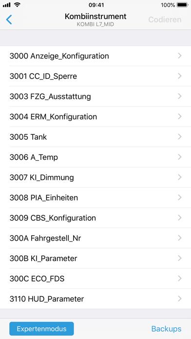 BimmerCode für BMW und MiniScreenshot von 6
