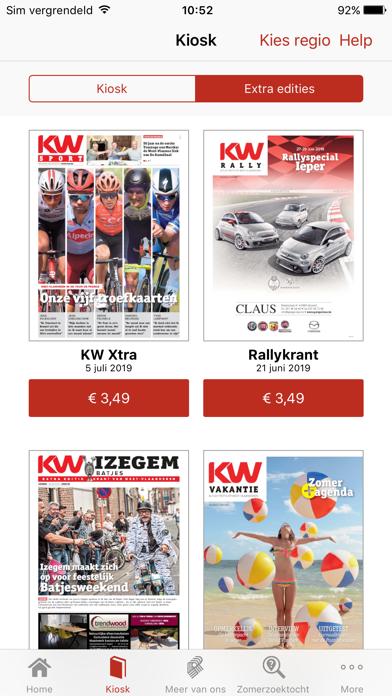 Krant van West-Vlaanderenのおすすめ画像3