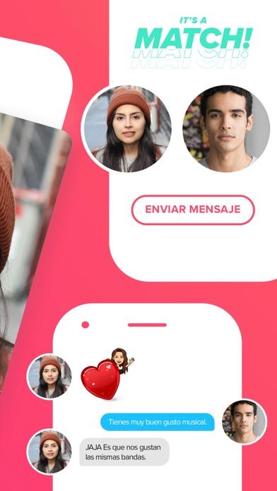 Screenshot for Tinder in Venezuela App Store