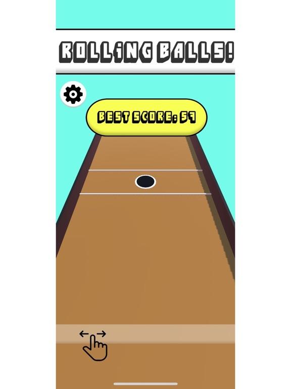 Rolling Balls! screenshot 5