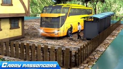 Offroad coach bus simulator screenshot 2