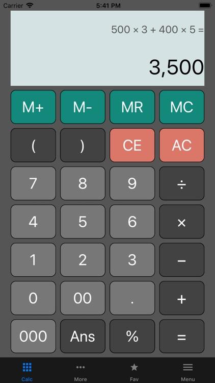 All-in-one Calculator Pro
