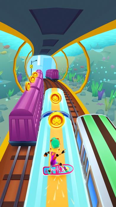 Screenshot for Subway Surfers in Venezuela App Store