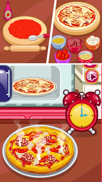 点击获取Pizza Shop - Cooking games