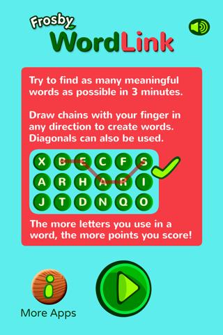 WordLink - Dynamic Word Search - náhled