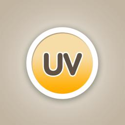 Ícone do app UVmeter - Check UV Index