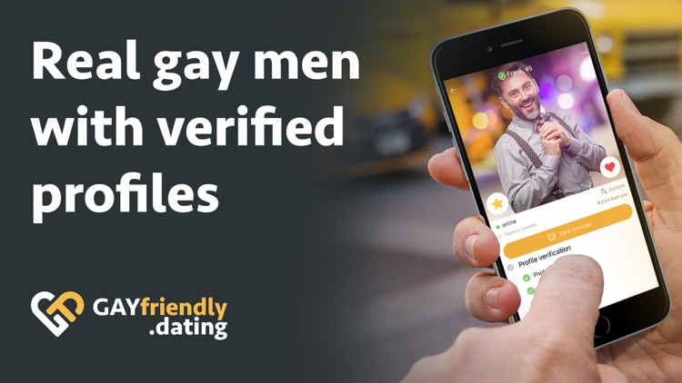 Gay Friendly - Dating Chat App screenshot-4
