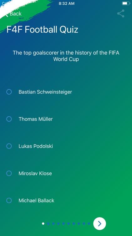 Football for Friendship screenshot-4
