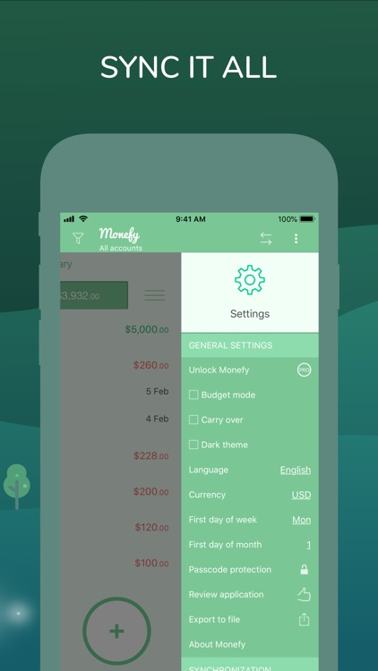 Monefy: Money Tracker screenshot-5