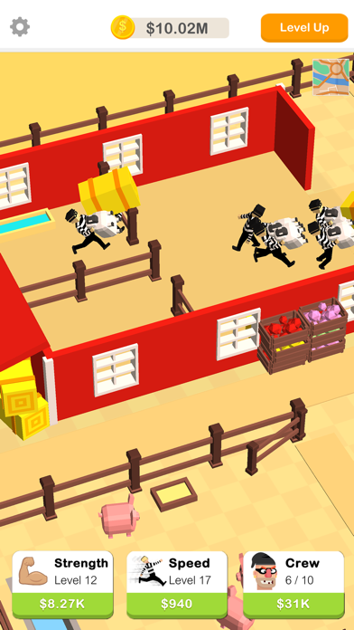 Idle Robbery screenshot 1