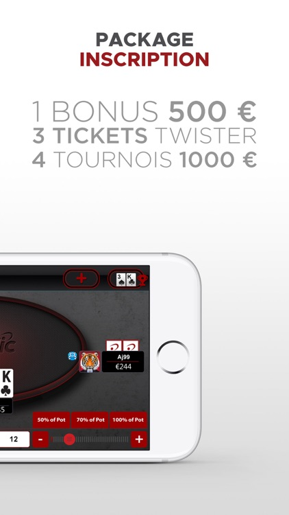 Betclic Poker screenshot-3