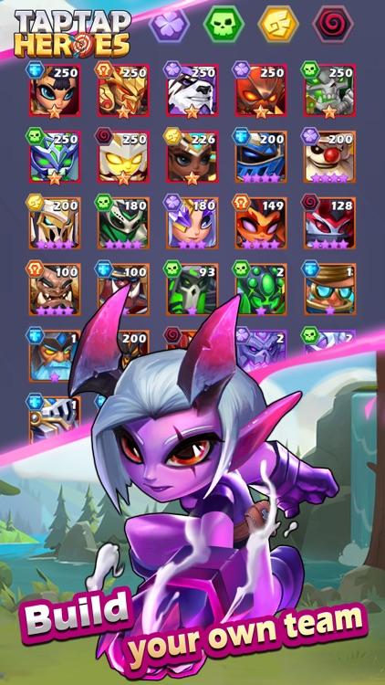Taptap Heroes - Idle RPG screenshot-0