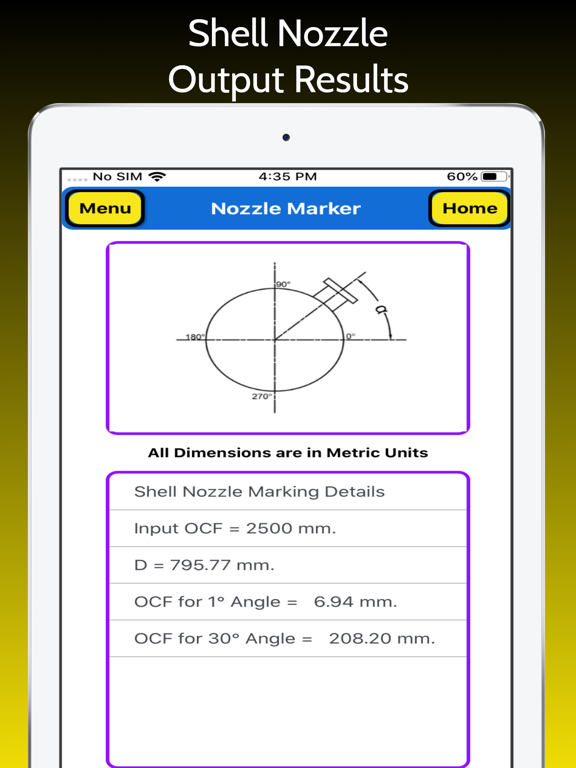 Nozzle Orientation Marker Pro screenshot 14