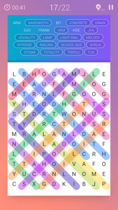 Word Search Pro‧ app image