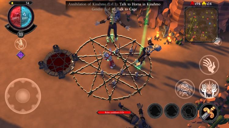 Undead Horde screenshot-0