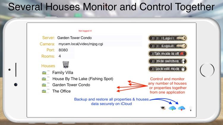 HOS Smart Home KNX EIB Live screenshot-9
