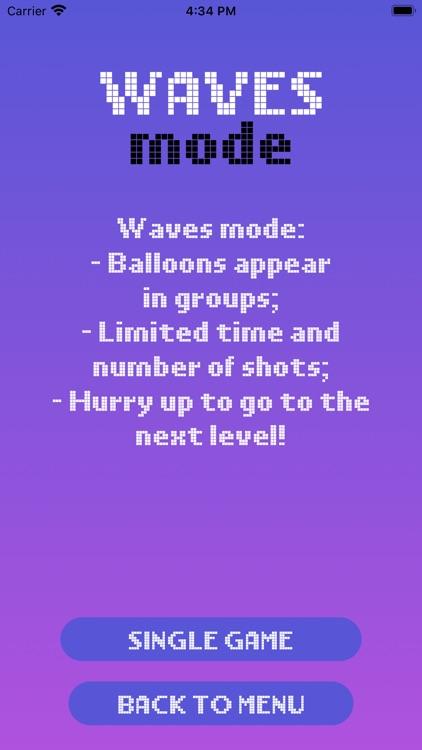 AR Balloon Shooter