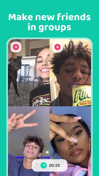 Yee - Group Video Chat screenshot 1