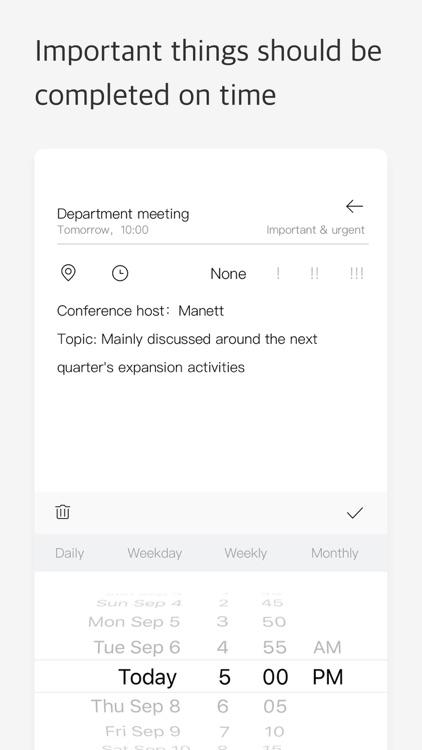 Priori-Time Management screenshot-3