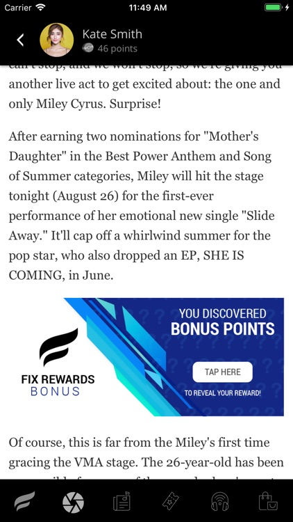 Music Rewards | FIX screenshot-6