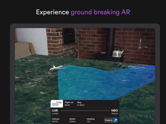 Plane Finder 3Dのおすすめ画像7