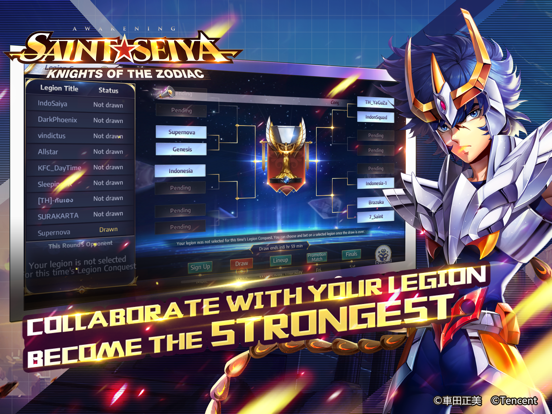 Saint Seiya Awakening screenshot 14
