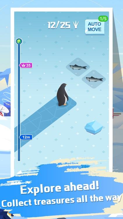 Penguin Travel: Slide! screenshot-3