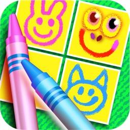 flippi - match & doodle pairs