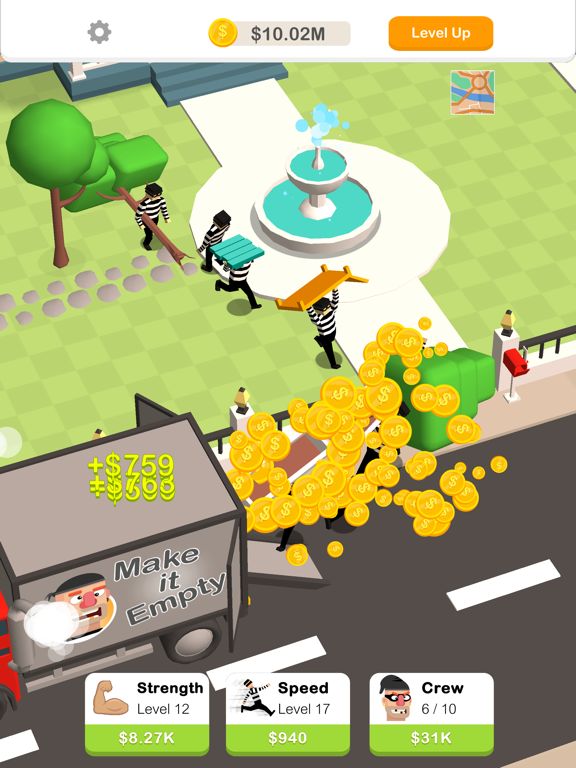 Idle Robbery screenshot 12