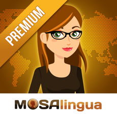 ‎MosaLingua: Learn Languages