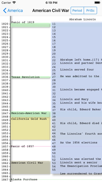 Chronica 2  -  History Tool screenshot-1