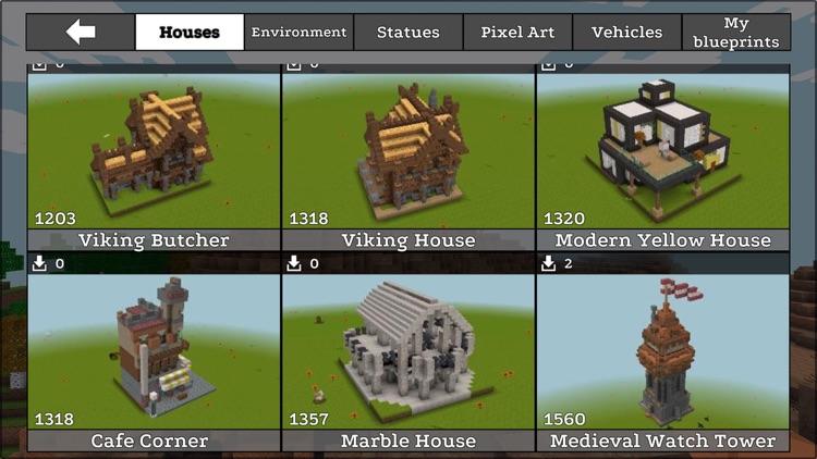 RealmCraft 3D: Survive & Craft screenshot-4