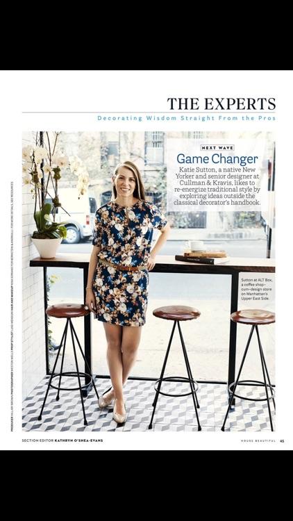 House Beautiful Magazine US screenshot-3