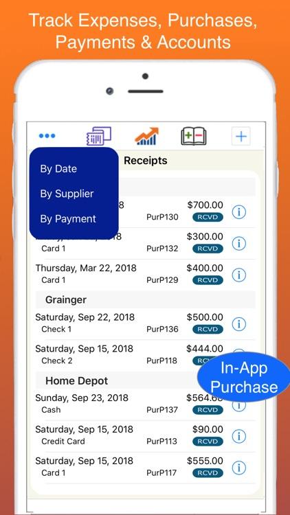 Plumbing Invoices & Estimates screenshot-6