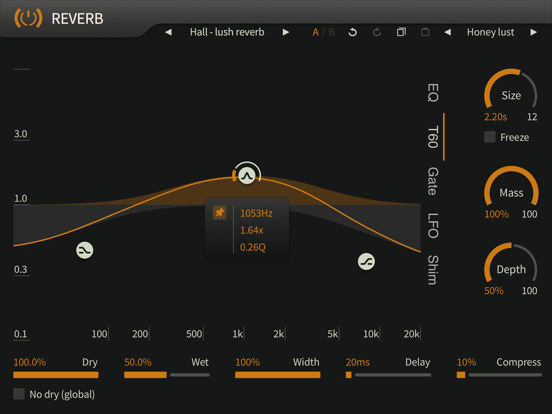 TB Reverb by ToneBoosters
