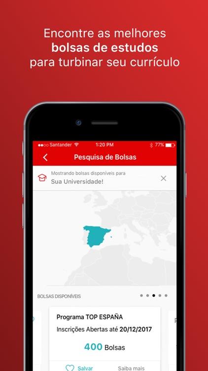 Santander Universitário screenshot-3