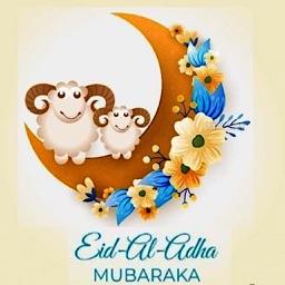 Eid al-Adha Islam Sticker