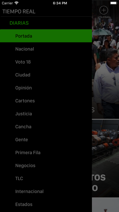 REFORMA Screenshot