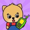 赤ちゃん電話・キッズと幼児向けゲーム・子供向け数字英語アプリ